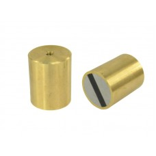 D20x6xM4inx13 magnetic holder BRASS