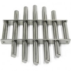 Magnetic frame NdFeb D300 round shaped grate