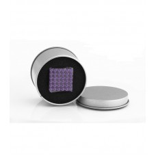 Neocube D5mm purple 216 pcs