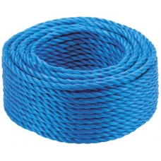 Polyester rope 16 strand 10mm, for the search magnet
