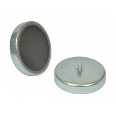 D57 X 10,5 X M4 OUT X 18,5 / F - FERRITE HOLDING MAGNET