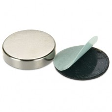 Self-adhesive rubber disc Ø 10 mm to protect surfaces